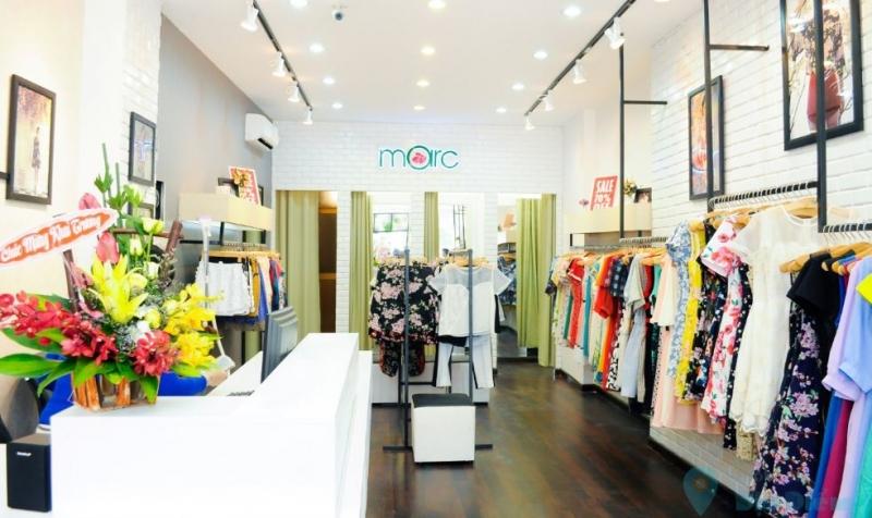 Một cửa hàng của Marc