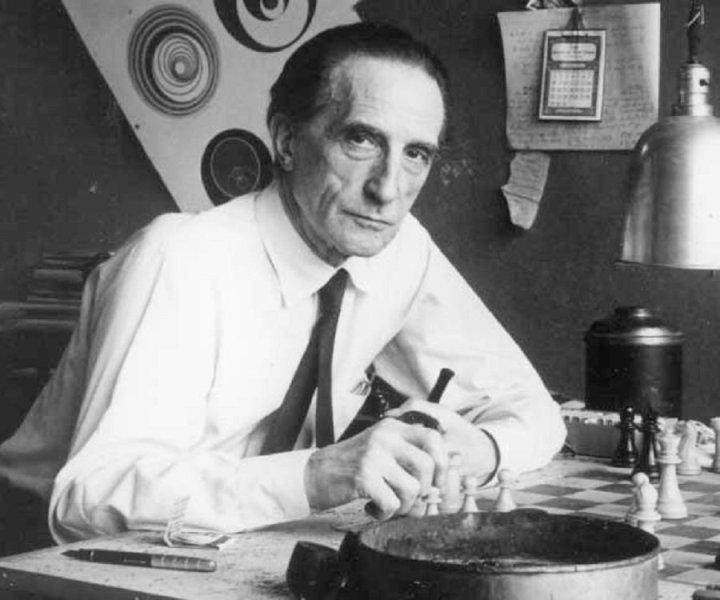 Danh họa Marcel Duchamp