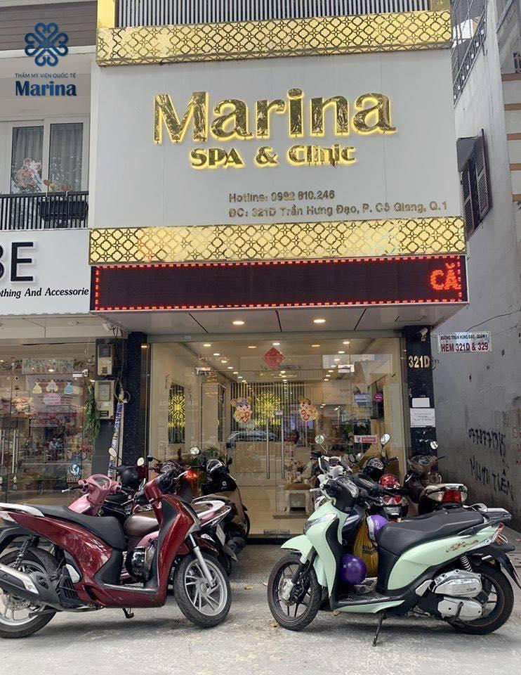 Marina Spa & Clinic