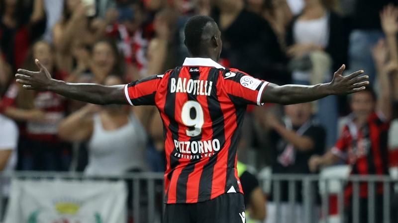 Balotelli đang hồi sinh cùng Nice
