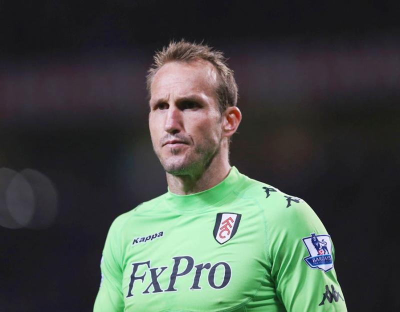 Schwarzer có nhiều năm bắt cho Fulham