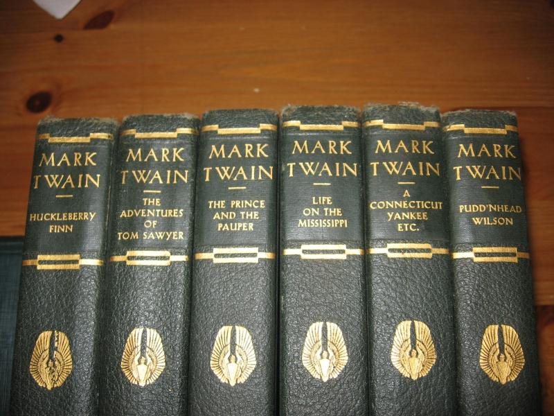 Bộ sưu tập những tác phẩm của Mark Twain