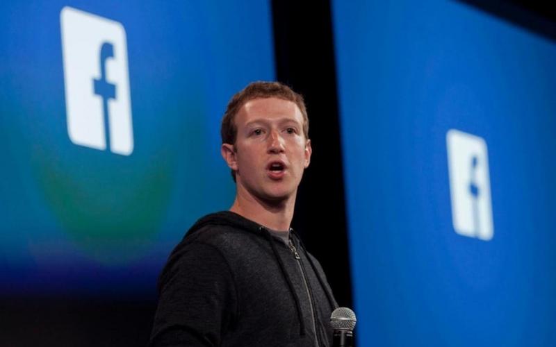 Tỉ phú Mark Zuckerberg