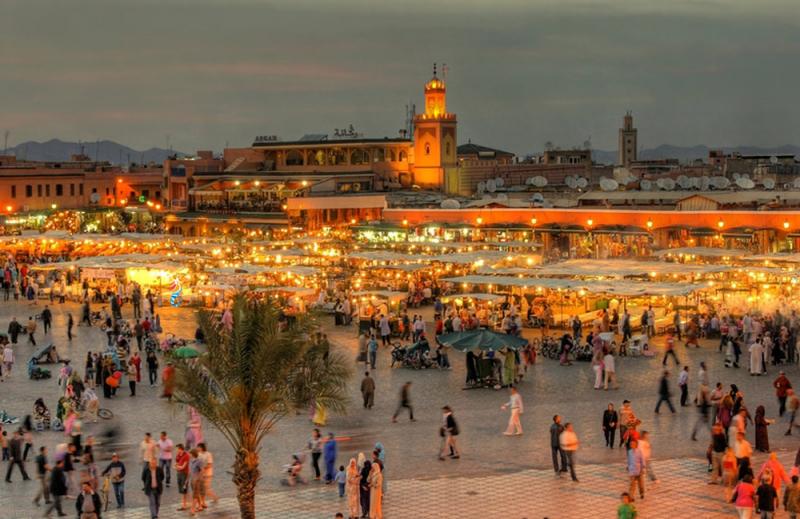 Marrakech, Ma-rốc