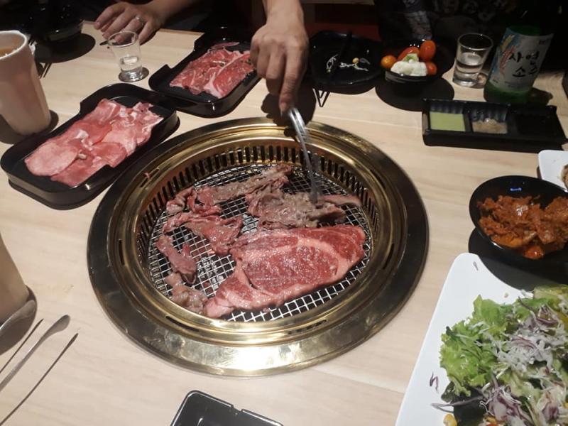 Marukin BBQ Tân Phú