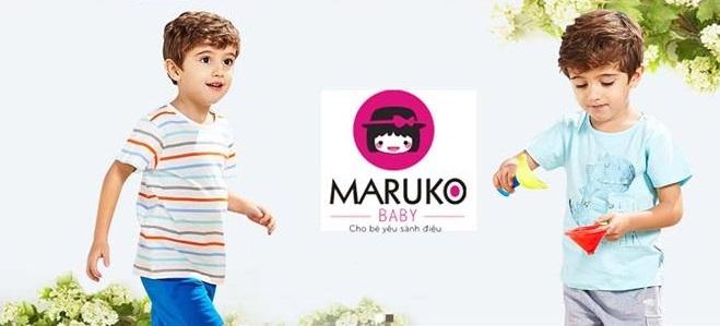 Maruko Baby chắc chắn sẽ mang đến những sản phẩm sơ sinh chất lượng