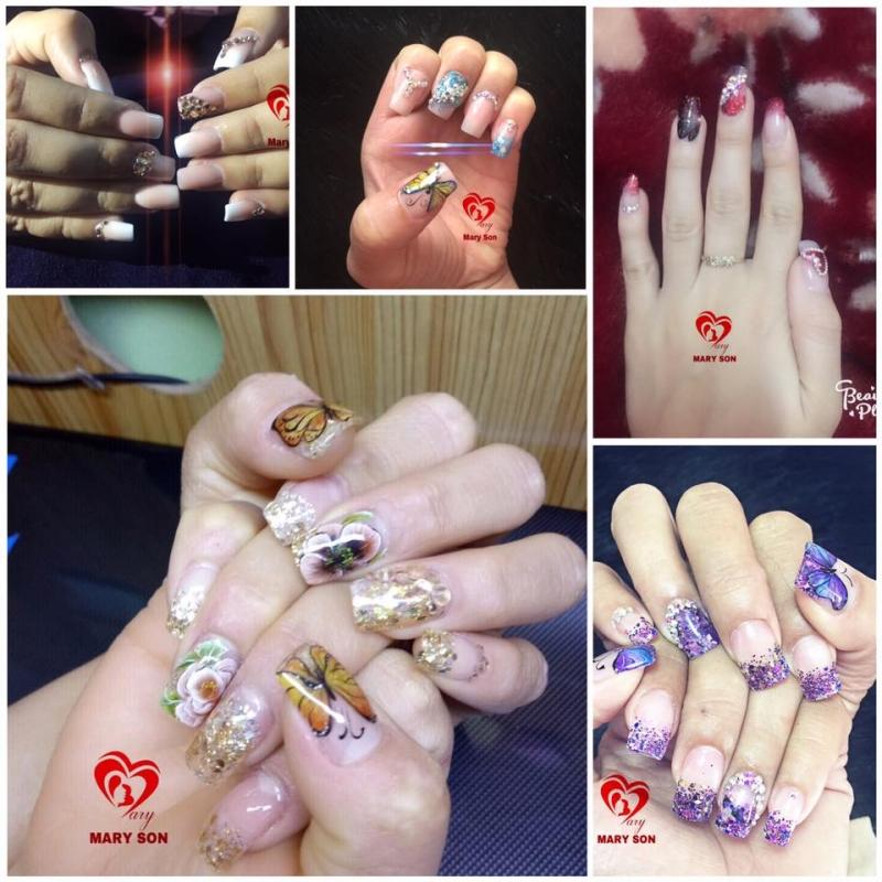 Mary Son Nails