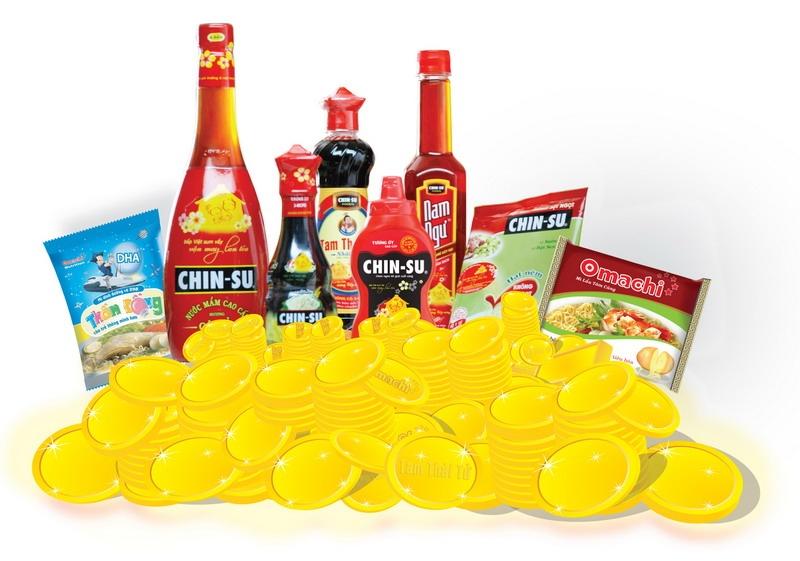 Các sản phẩm của Masan Consumer