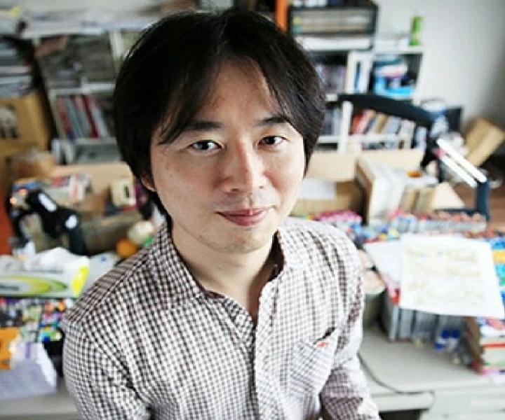 Tác giả Masashi Kishimoto