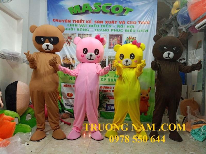Mascot Trường Nam