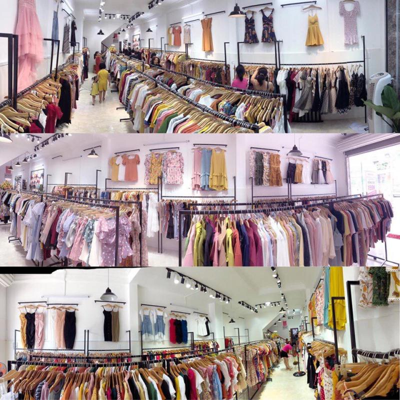 Mashimaru Shop là một shop quần áo nữ lớn nhất nhì Vũng Tàu với số lượng sản phẩm đáng cho chị em phải trầm trồ