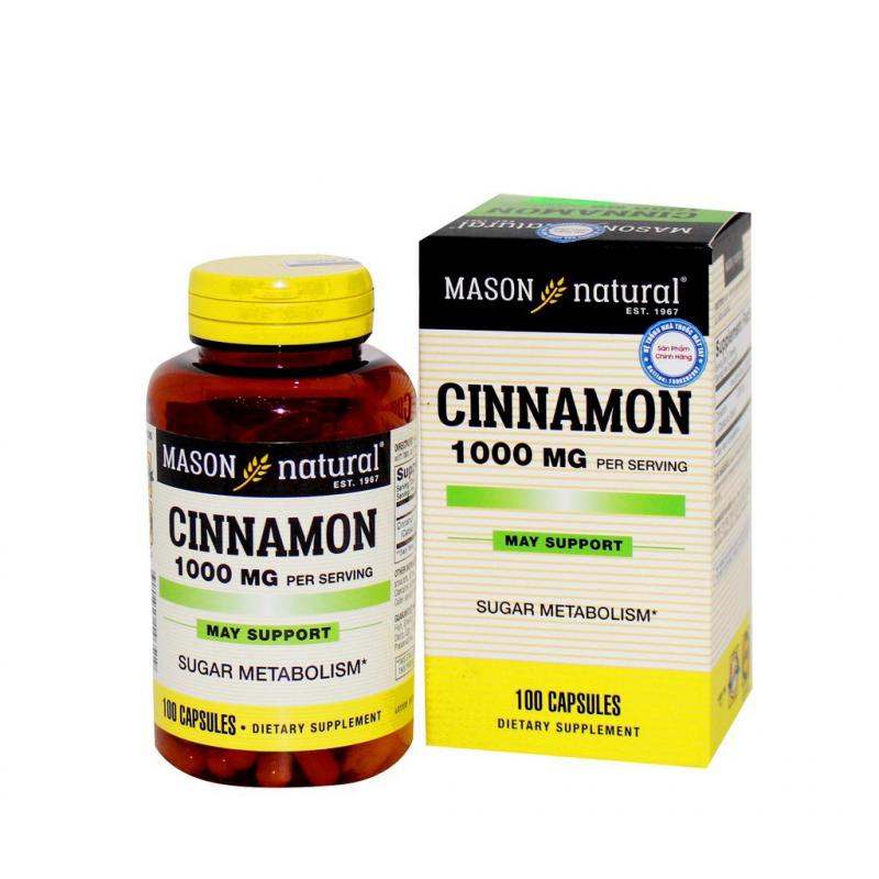 Mason Natural Cinnamon