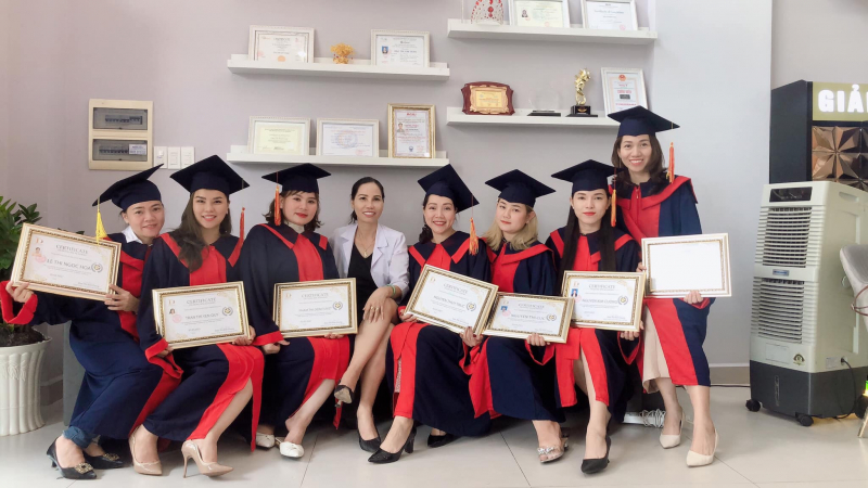 Massage Dưỡng Sinh Tây Ninh (LAISPA) cơ sở đào tạo gội đầu dưỡng sinh uy tín