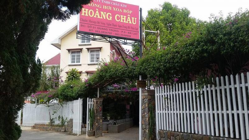 Massage Hoàng Châu
