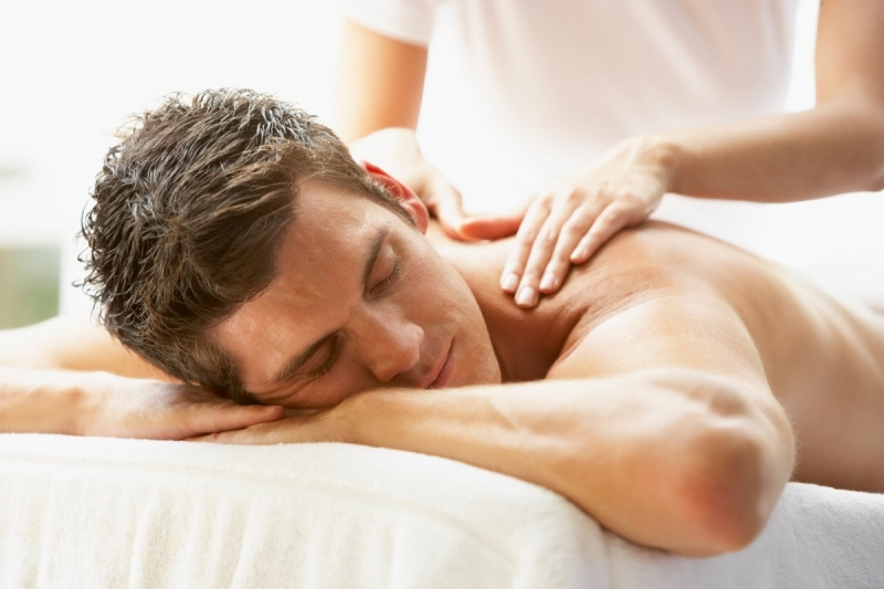 Massage cho chồng