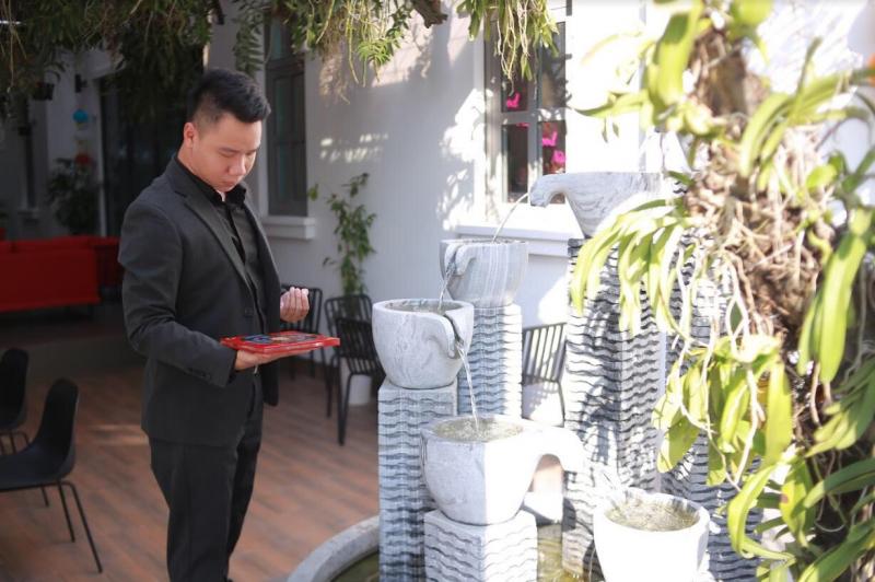 Master Phước Nguyễn - Chuyên gia phong thuỷ