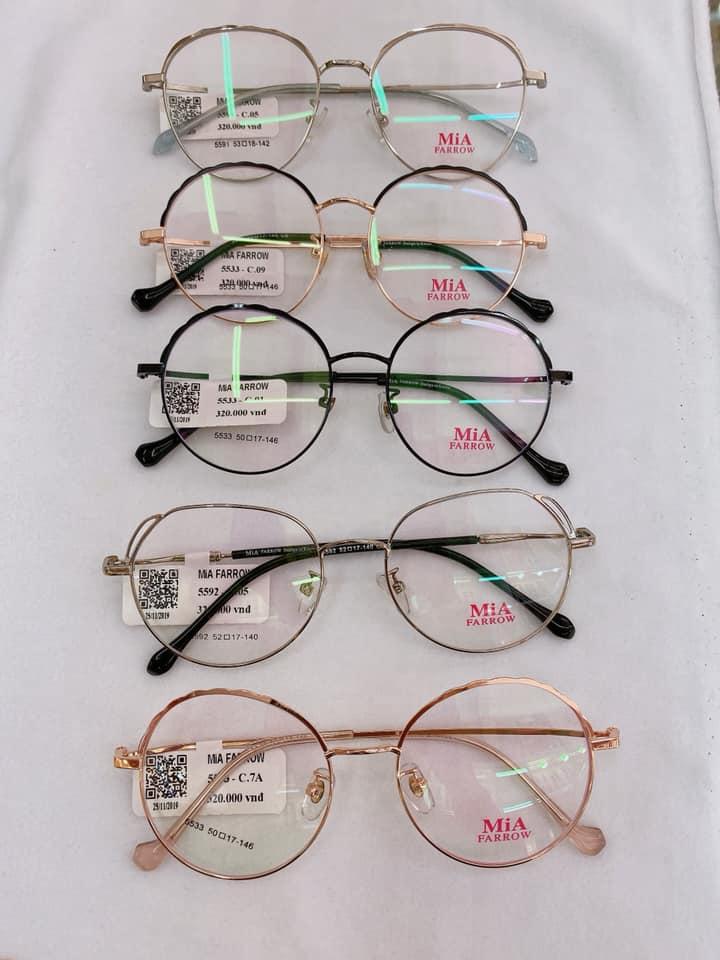 Mắt kính Bình Minh