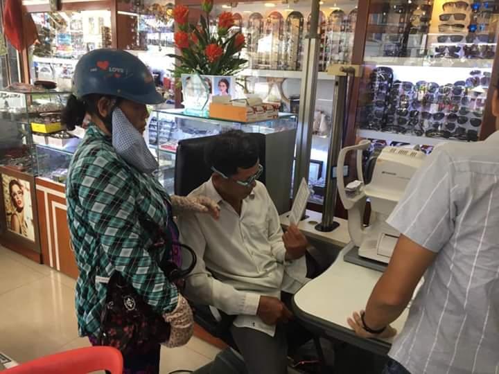 Cửa hàng mắt kính Điện Biên Phủ Cao Lãnh