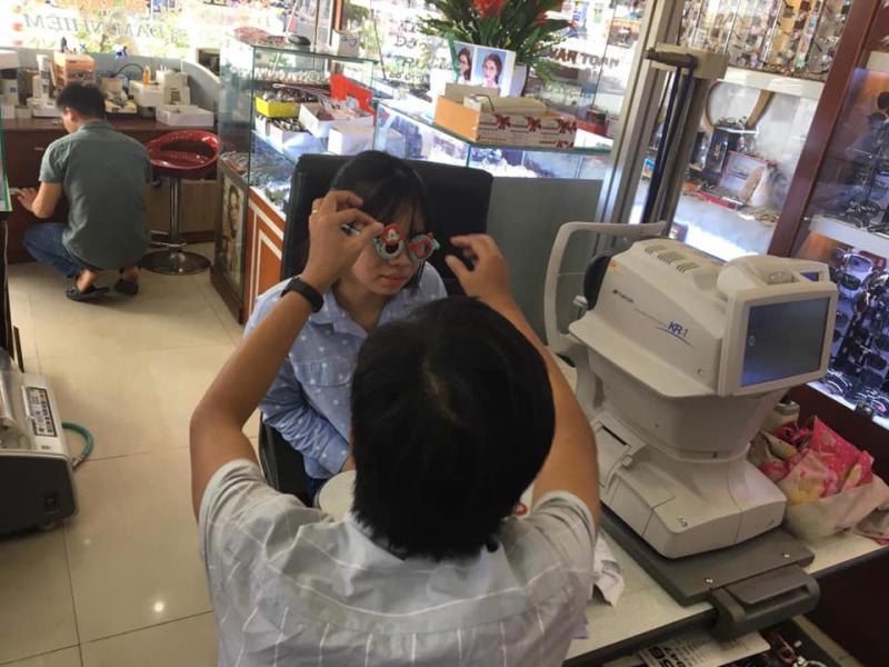 Mắt kính Điện Biên Phủ Sa Đéc