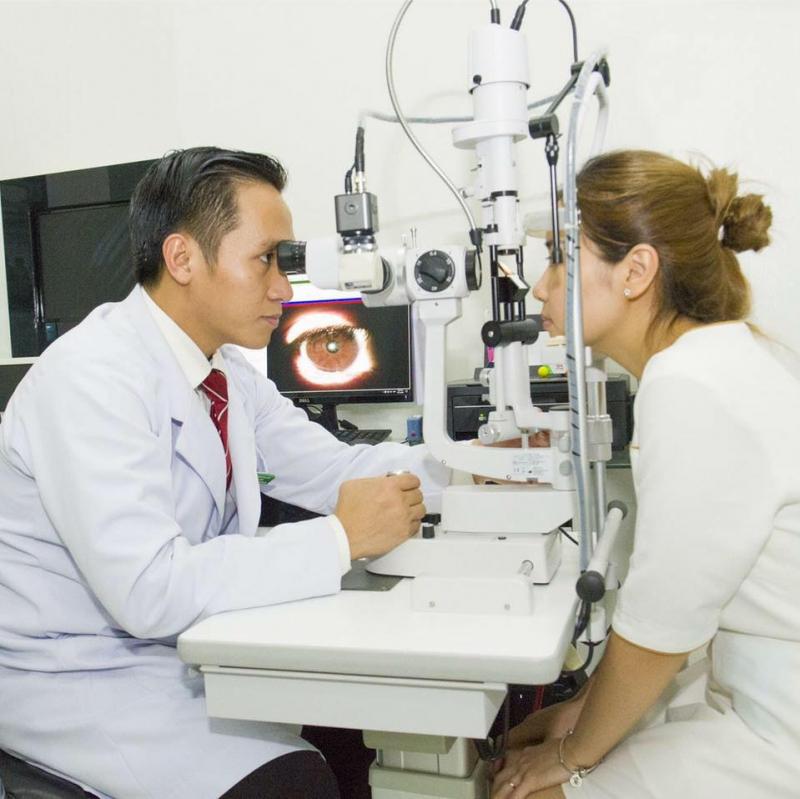 Mắt kính Hữu Thoại Optic