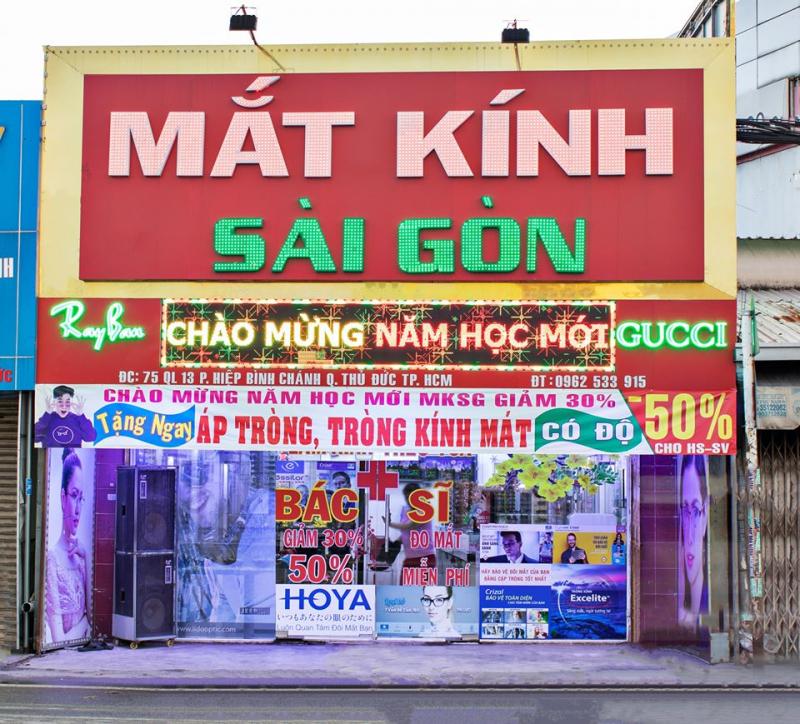 Mắt Kính Sài Gòn