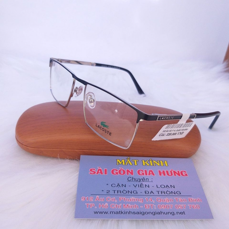 Mắt kính Sài Gòn Gia Hưng