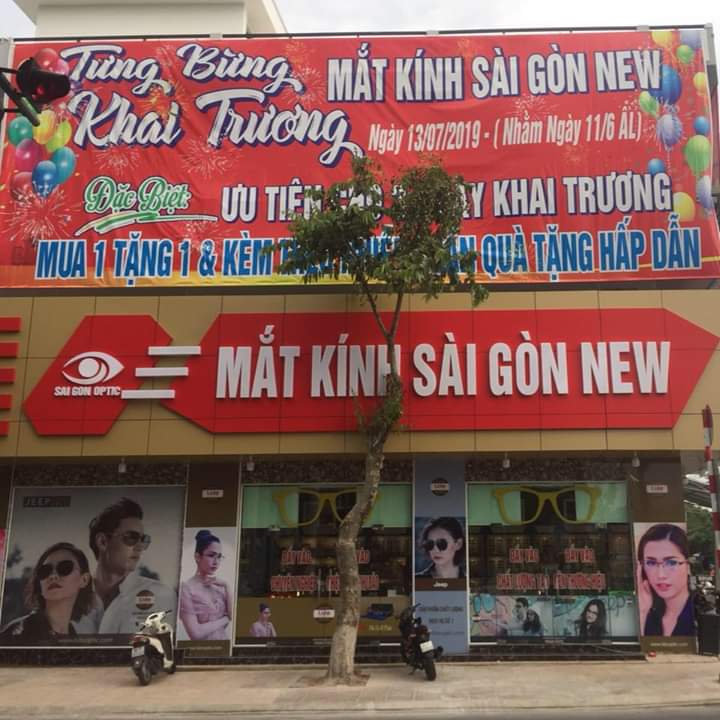 Mắt kính Sài Gòn New