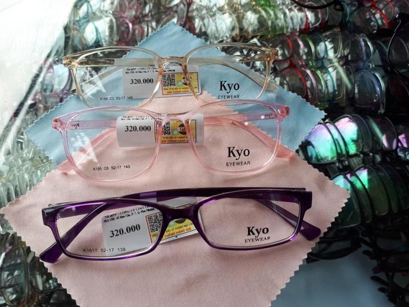 Trung tâm mắt kính Sài Gòn