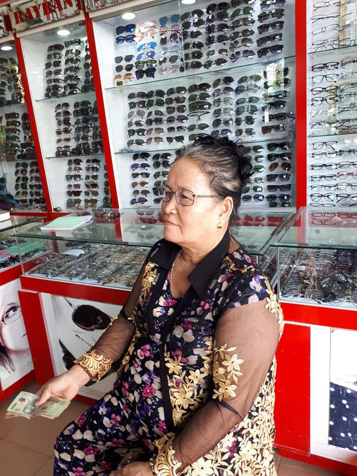 Khách hàng của Mắt kính Sài Gòn