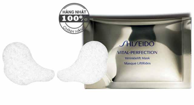 Mặt nạ chống lão hóa Shiseido Vital-Perfection Wrinklelift Mask