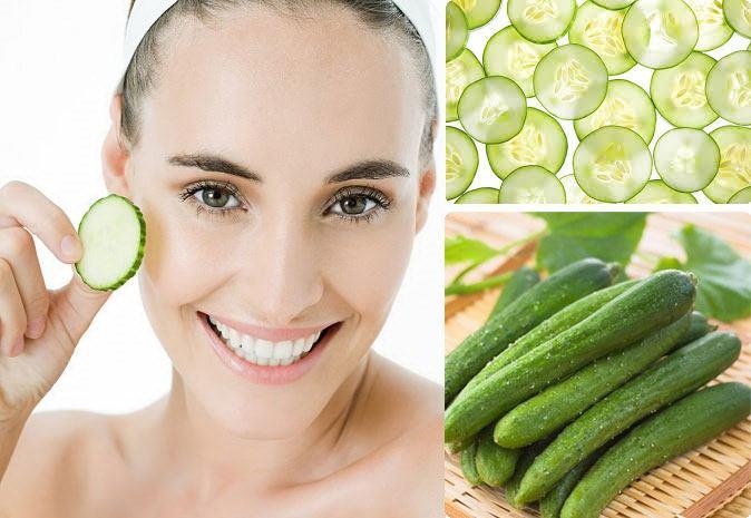 Chỉ với nguyên liệu là một trái dưa chuột và thường xuyên đắp hàng tuần là bạn đã sở hữu cho mình một làn da được cấp ẩm đầy đủ, căng mướt tự nhiên rồi.
