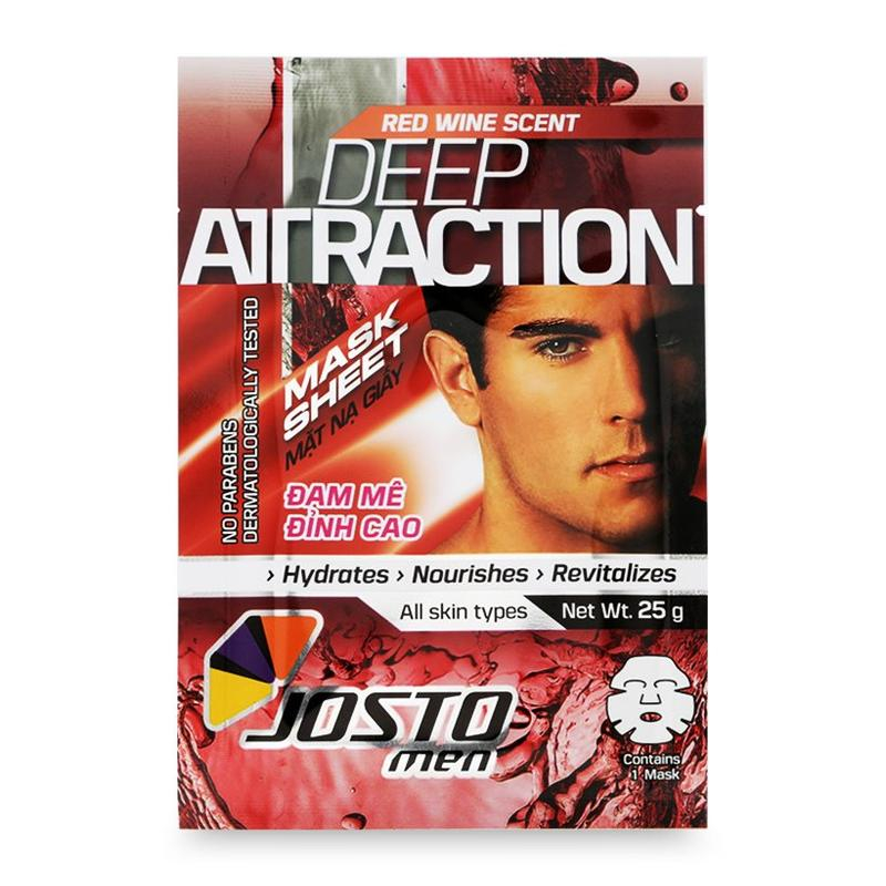 Mặt nạ giấy Deep Attraction
