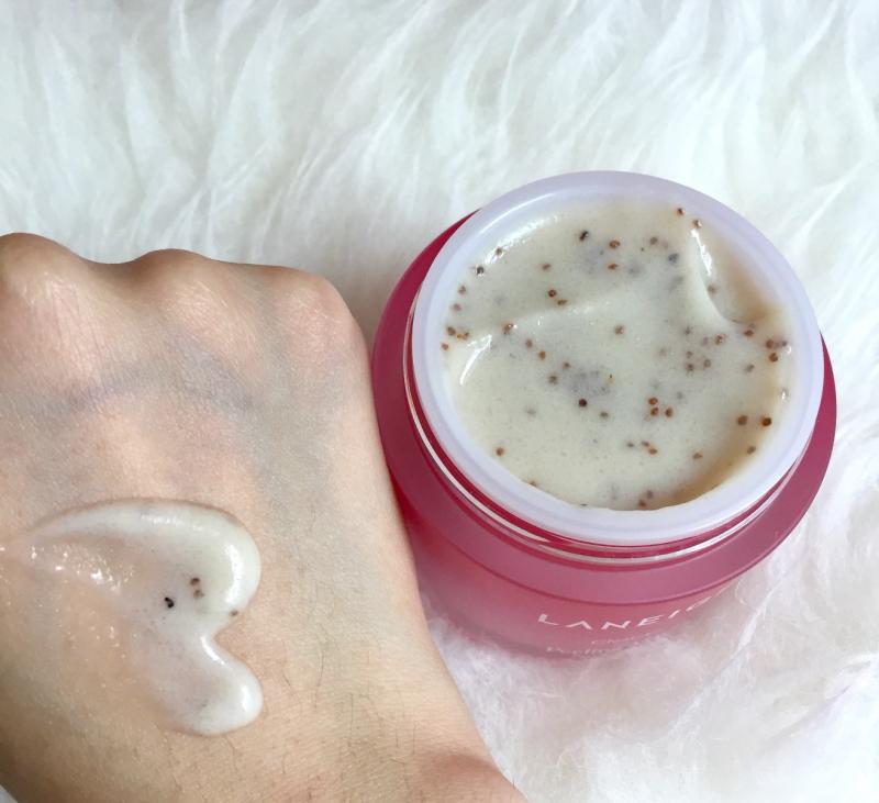 Mặt Nạ Giúp Loại Bỏ Tế Bào Chết Laneige Clear-C Peeling Mask
