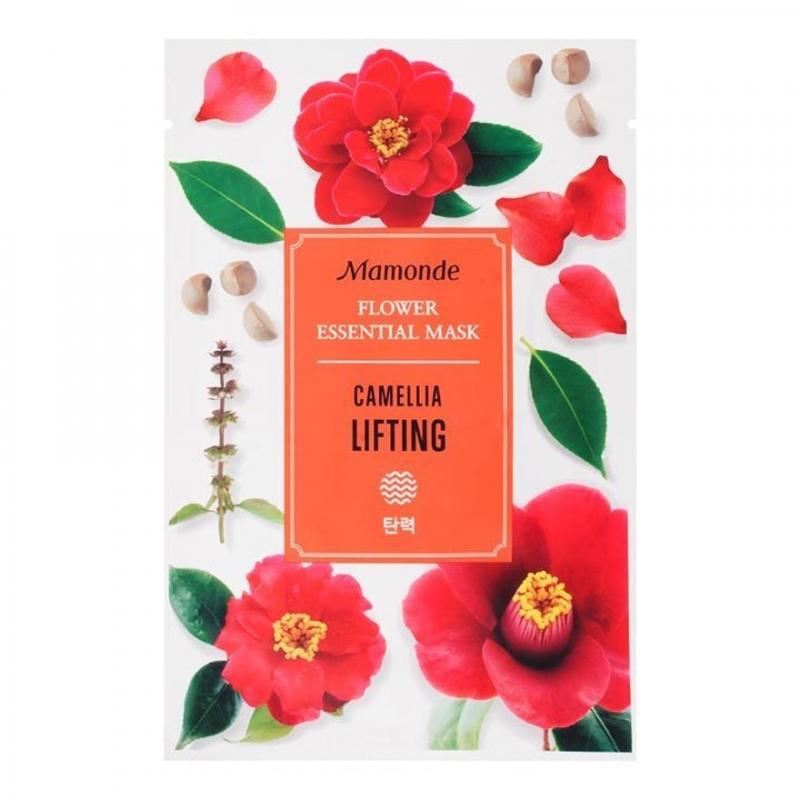 Mamonde Camellia Lifting chiết xuất hoa trà đỏ giúp săn chắc và nâng cơ da