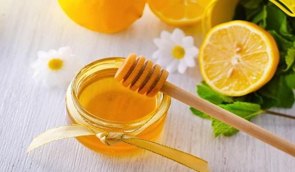 Mặt nạ mật ong và nước cốt chanh