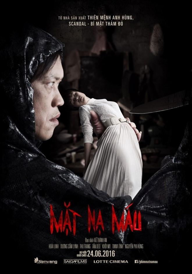 Poster phim Mặt nạ máu