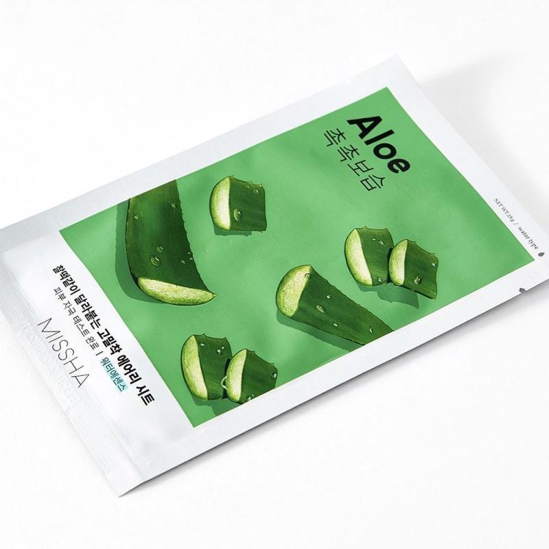 Mặt Nạ Missha Airy Fit Sheet Mask Aloe
