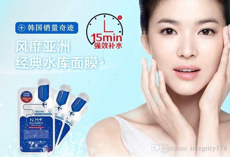 Hình ảnh quảng cáo sản phẩm mask N.M.F