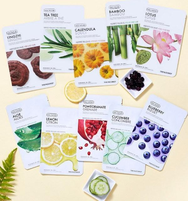 Mặt Nạ Real Nature Mask Sheet TheFaceShop