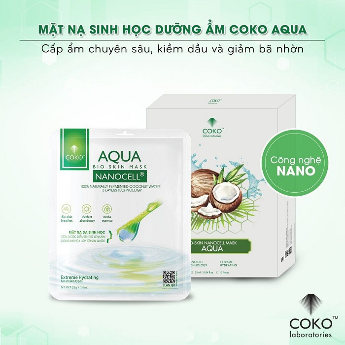 Aqua Coko Nanocell