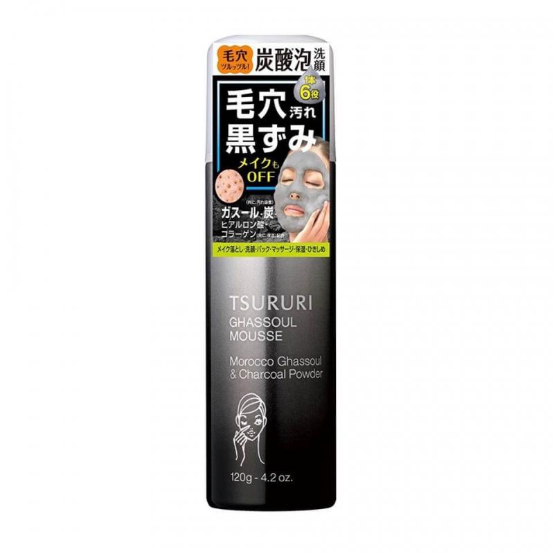 Mặt nạ thải độc bọt khí Tsururi Nhật Bản