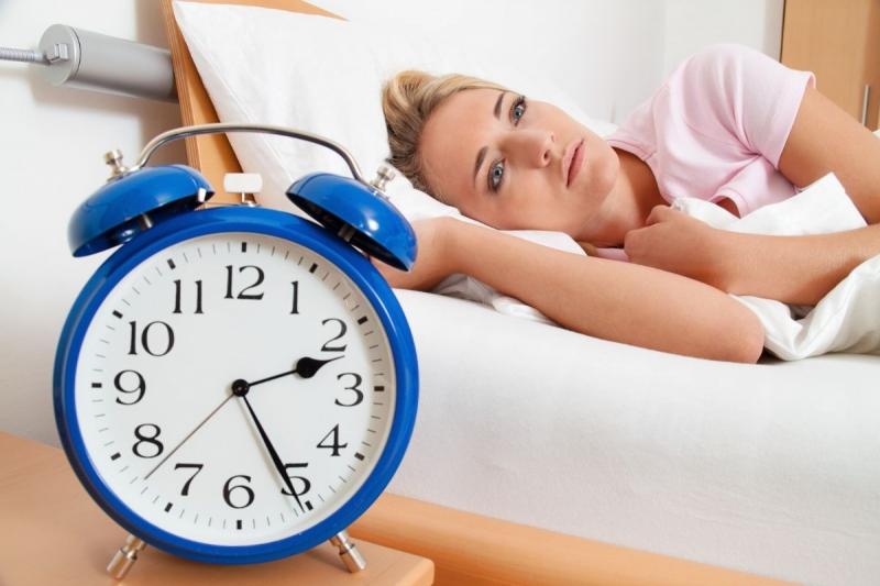 Tránh tình trạng mất ngủ
