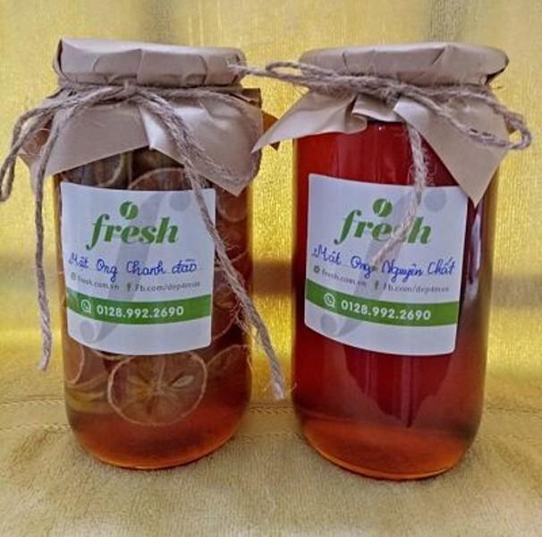Sản phẩm mật ong Fresh