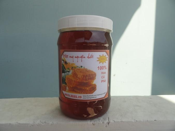 Mật ong nguyên chất tại rừng Đăk Lắk