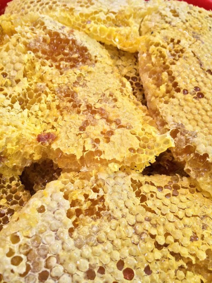 Mật ong nhãn