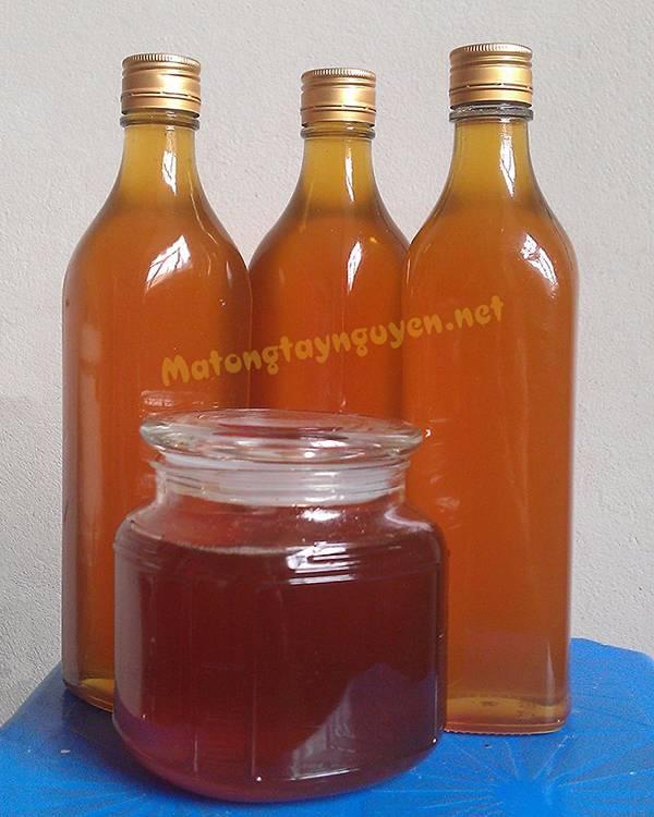 Sản phẩm mật ong hoa cà phê Tây Nguyên