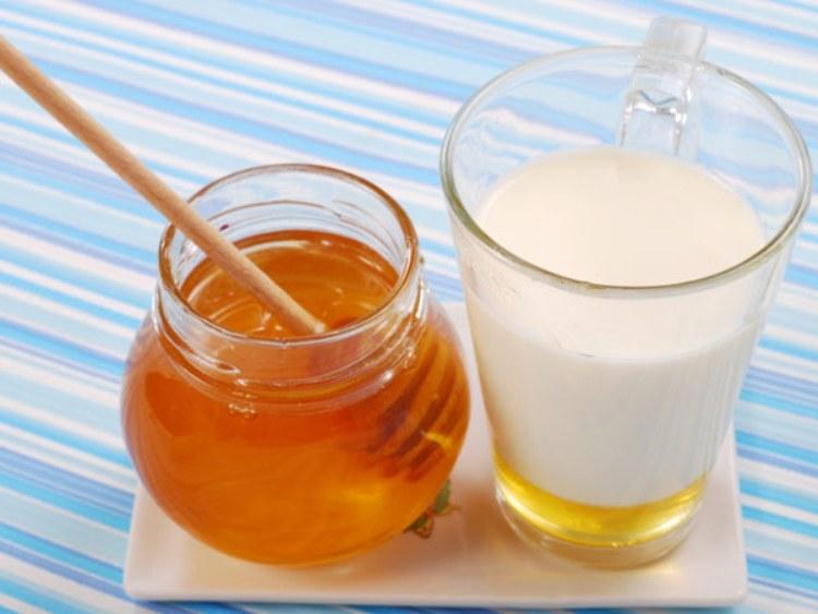 Mật ong và sữa