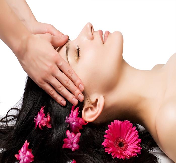 Đây là một phương pháp vô cùng tốt trong việc thúc đẩy tóc mọc nhanh và giảm đau đầu