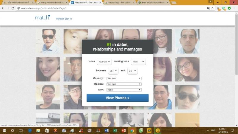 Web Match.com