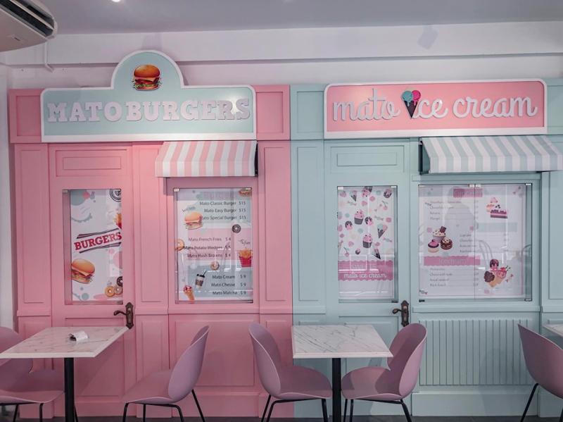 Mato House là nơi dành cho các bạn trẻ yêu màu hồng thích sống ảo